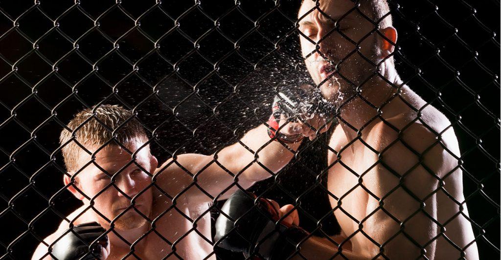 Apostas no UFC