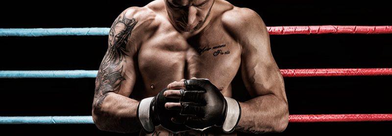 Apostas no MMA
