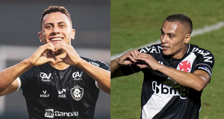 remo x Vasco, Série B 2021